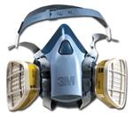Respiratori 3M™ a semimaschera Serie 7500